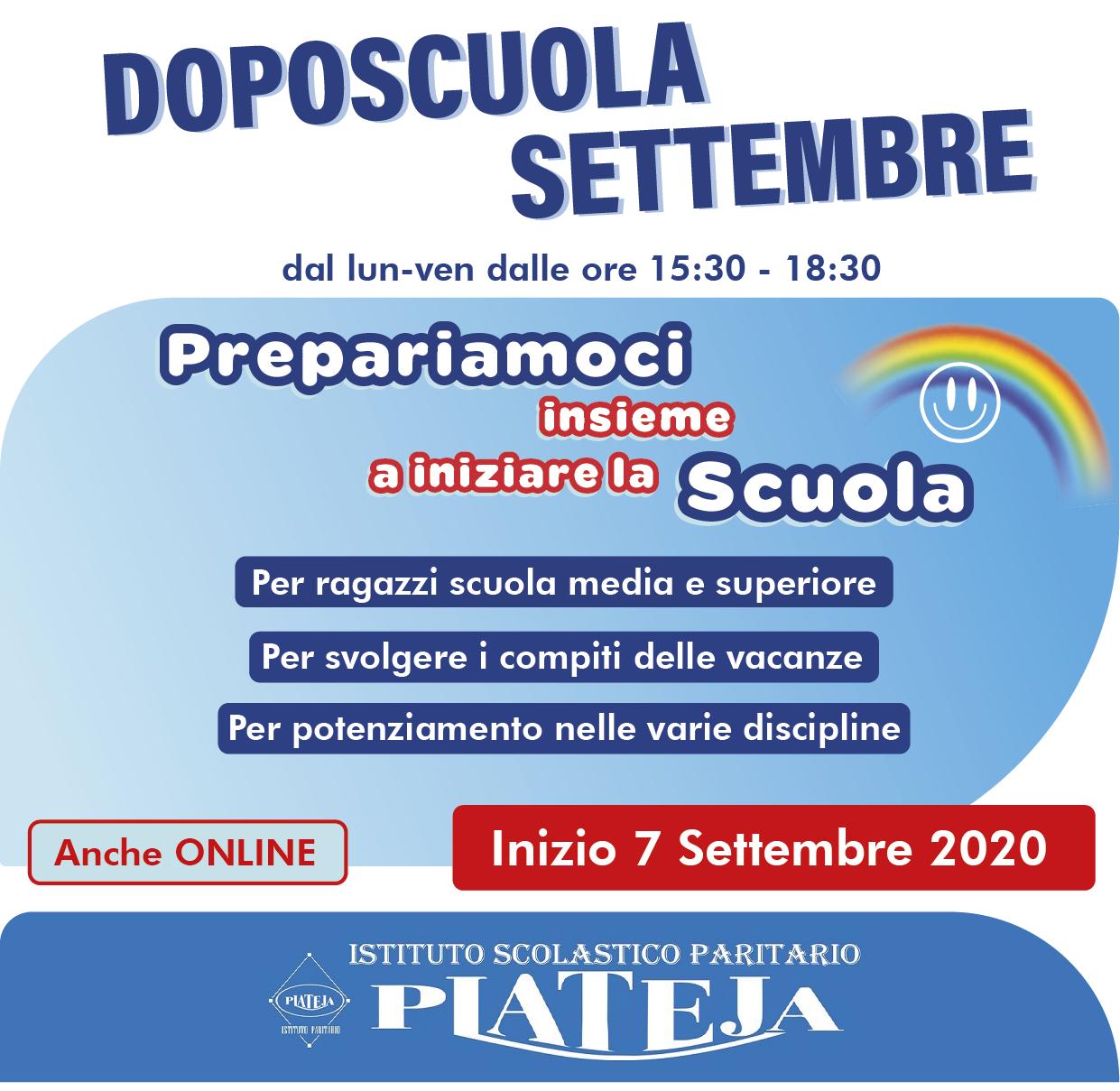 post doposcuola